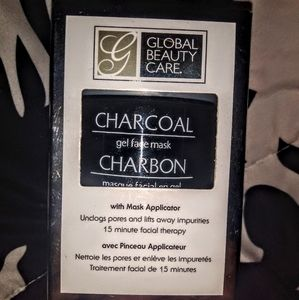 NWT! Charcoal Gel Face Mask